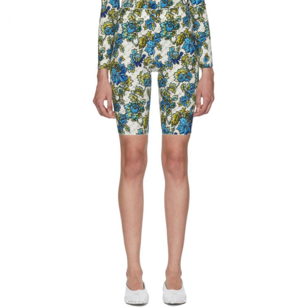 ステラ マッカートニー Stella McCartney レディース ボトムス・パンツ ショートパンツ【Off-White Floral Shorts】