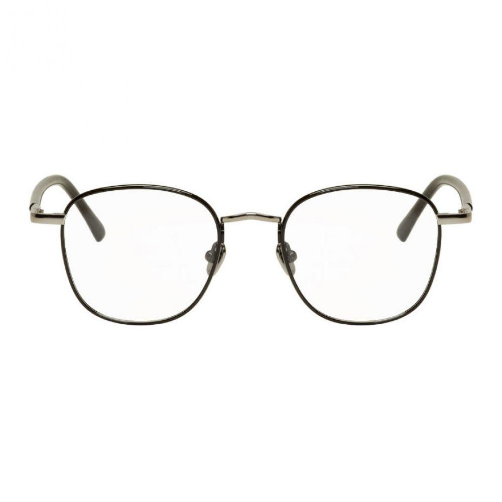 リンダ ファロー Linda Farrow Luxe メンズ メガネ・サングラス【Black & Gunmetal 719 C5 Glasses】