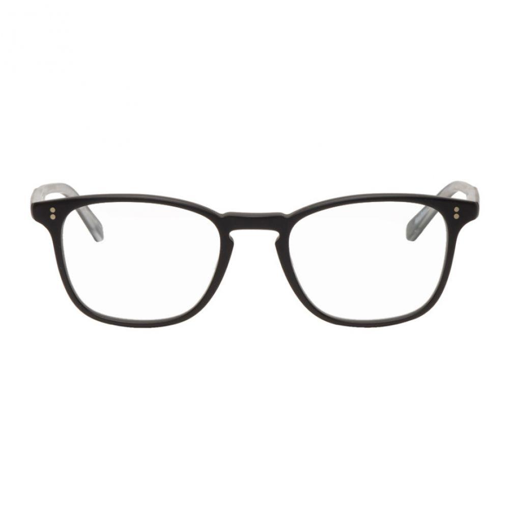 ギャレットライト Garrett Leight メンズ メガネ・サングラス【Black Boon Glasses】