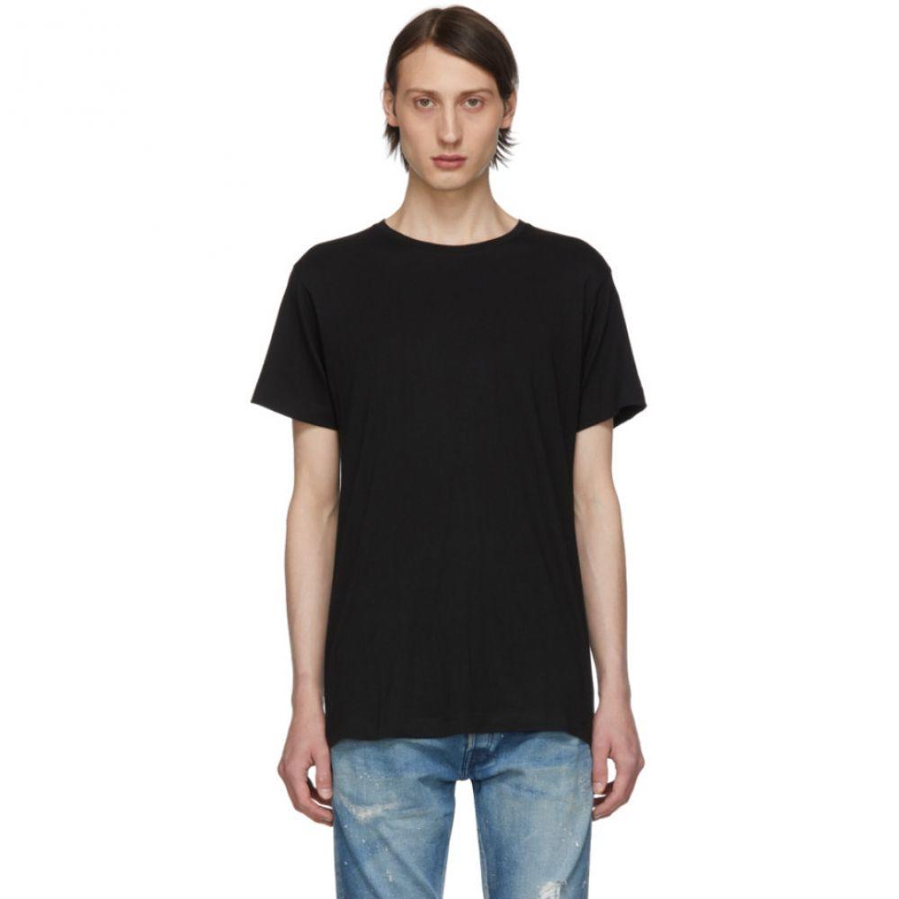 ジョン メンズ エリオット Crew John Elliott メンズ トップス Tシャツ【Black Classic T-Shirt】 Crew T-Shirt】, ティーピーファクトリー:d0348e38 --- officewill.xsrv.jp