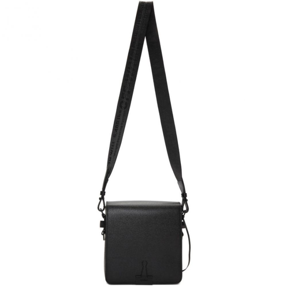 メンズ Binder Off-White バッグ【Black オフ-ホワイト Clip Bag】Black