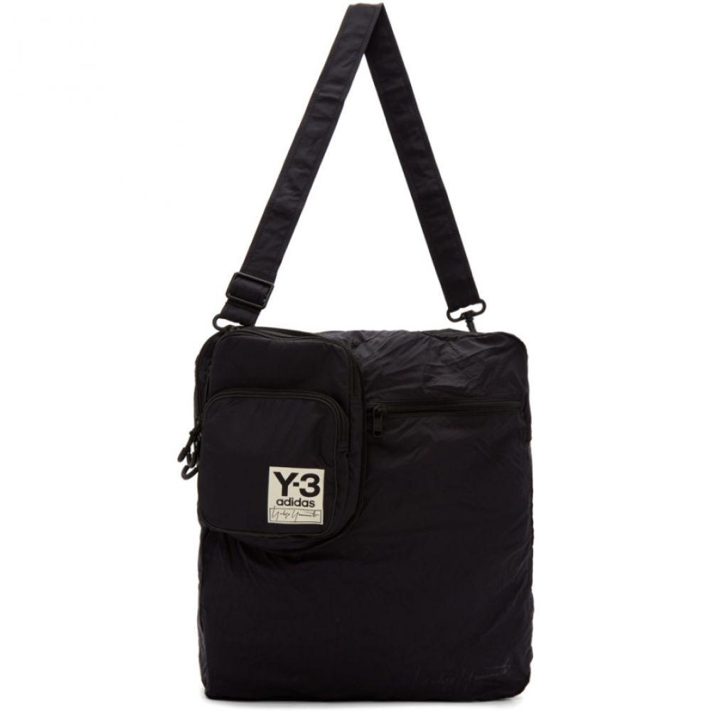 ワイスリー Y-3 メンズ バッグ【Black PK Airliner Bag】Black