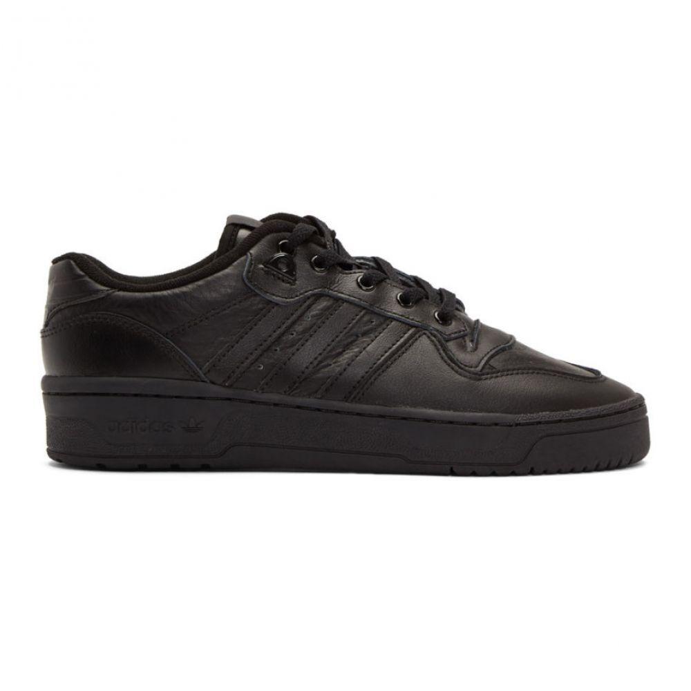アディダス adidas Originals メンズ シューズ・靴 スニーカー【Black Rivalry Sneakers】Black