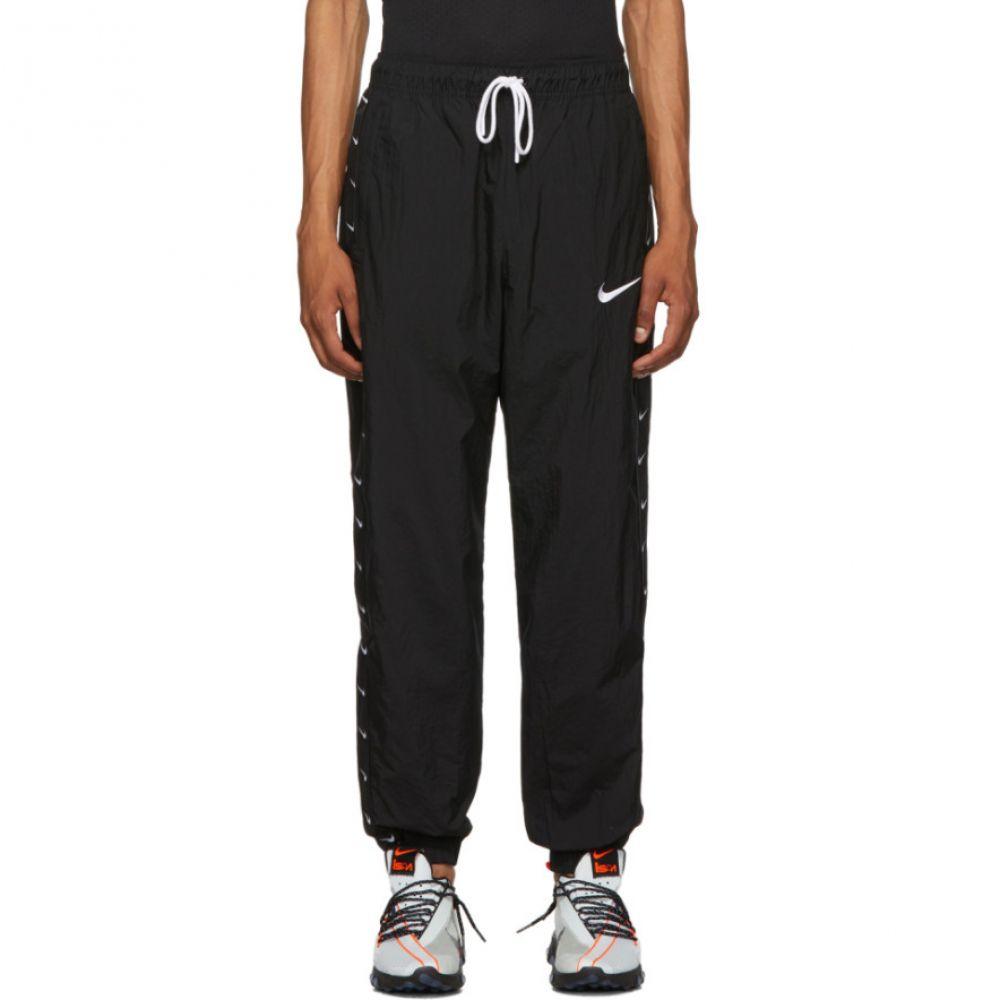 ナイキ Nike メンズ ボトムス・パンツ スウェット・ジャージ【Black Swoosh Lounge Pants】Black