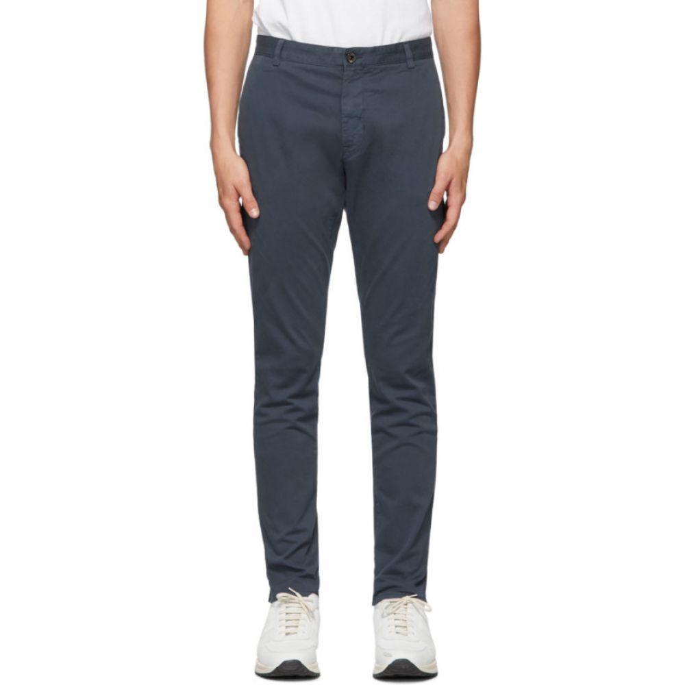 タイガー オブ スウェーデン Tiger of Sweden メンズ ボトムス・パンツ【Blue Transit 4 Trousers】Soft blue