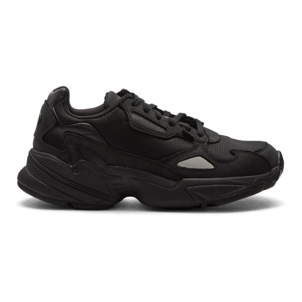 アディダス adidas Originals レディース シューズ・靴 スニーカー【Black Falcon Sneakers】