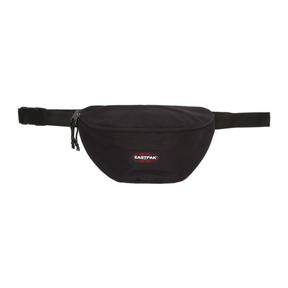 イーストパック Eastpak メンズ ポーチ【SSENSE Exclusive Black XL Springer Pouch】Black