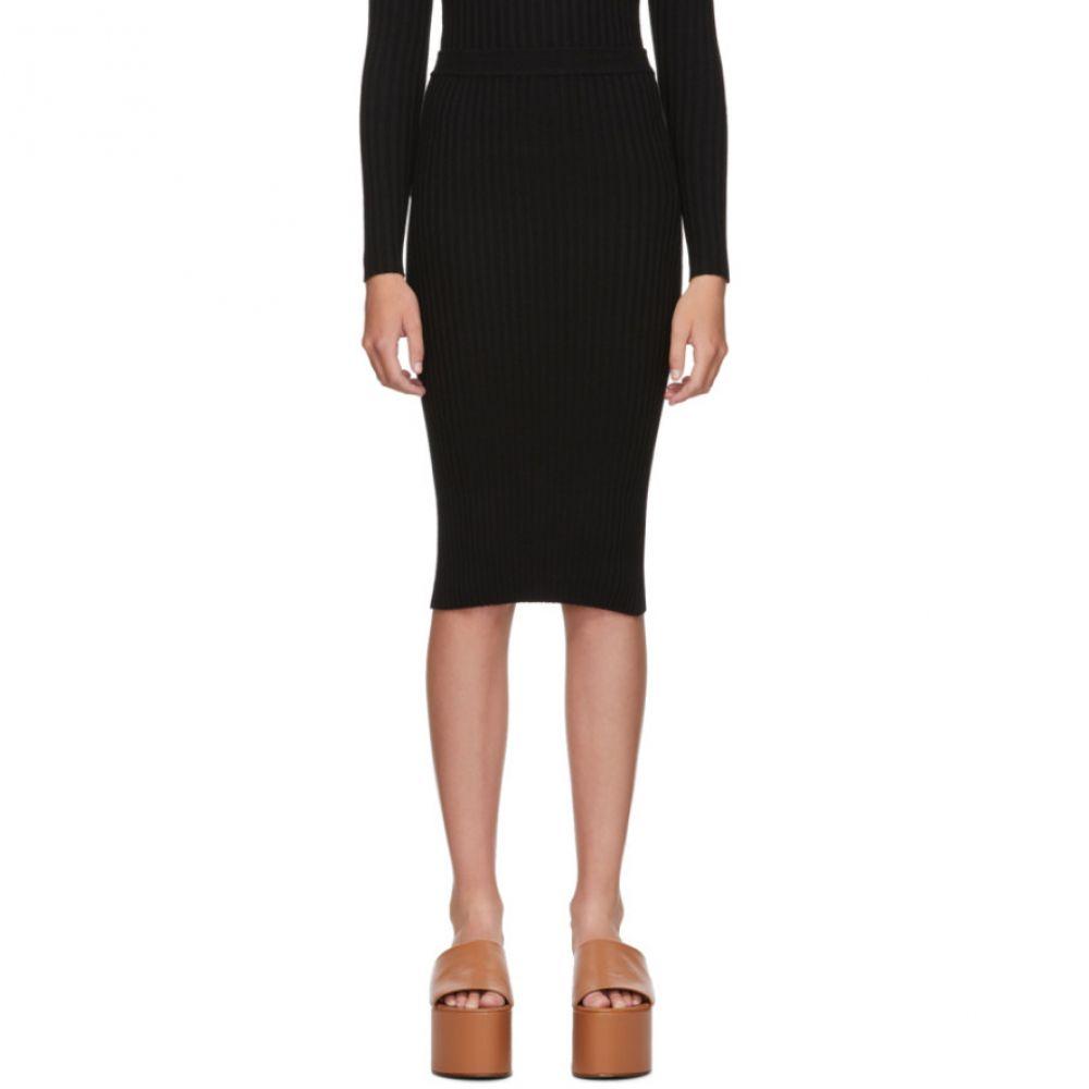 ジュウジュウ giu giu レディース スカート【Black Nonna Tube Skirt】Black