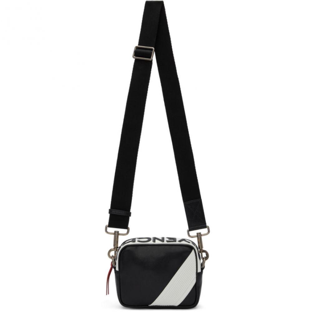 メンズ White バッグ【Black MC3 ジバンシー Bag】Black/White & Givenchy