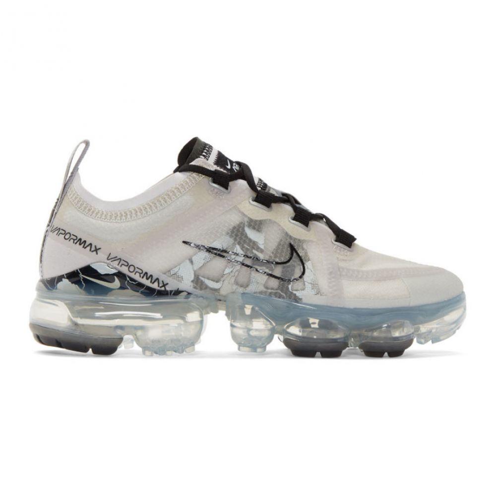 ナイキ Nike レディース シューズ・靴 スニーカー【Grey & Black Air Vapormax 2019 SE Sneakers】