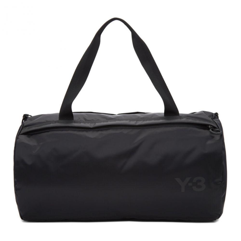 ワイスリー Y-3 メンズ バッグ【Black Gym Bag】Black