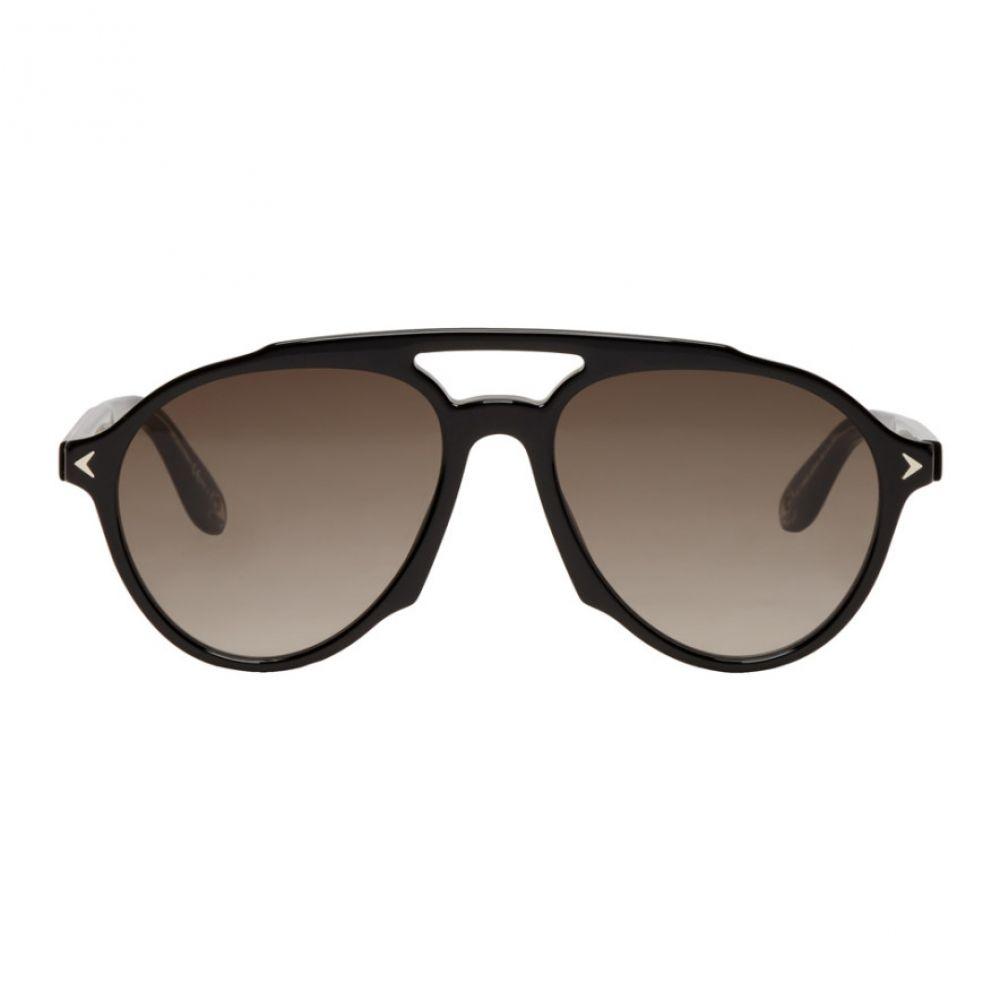 ジバンシー Givenchy メンズ メガネ・サングラス【Black GV7076/S Sunglasses】Black