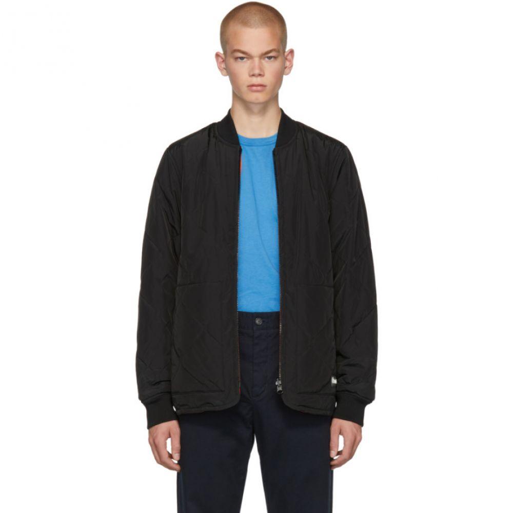 エチュード Etudes メンズ アウター ジャケット【Reversible Black Liner Jacket】Black