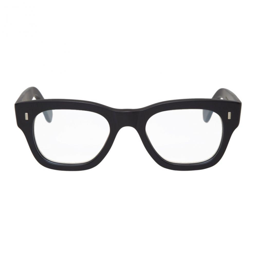 カトラー アンド グロス Cutler And Gross メンズ メガネ・サングラス【Black 0772 Glasses】Black