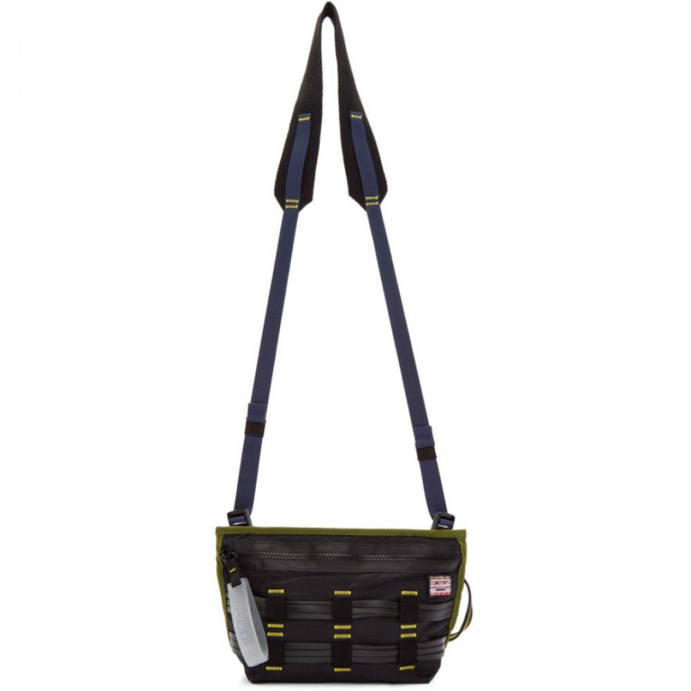 アクネ ストゥディオズ Acne Studios メンズ バッグ【Black Abbey Bag】