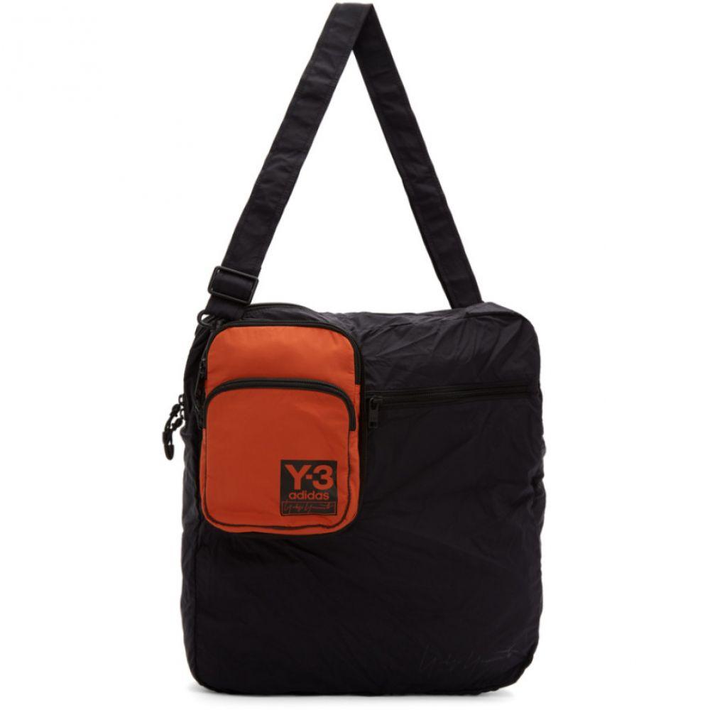 ワイスリー Y-3 メンズ バッグ【Orange PK Airliner Bag】Icon orange