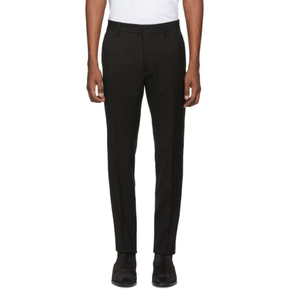 ディースクエアード Dsquared2 メンズ ボトムス・パンツ スラックス【Black Wool Cady Admiral Trousers】Black