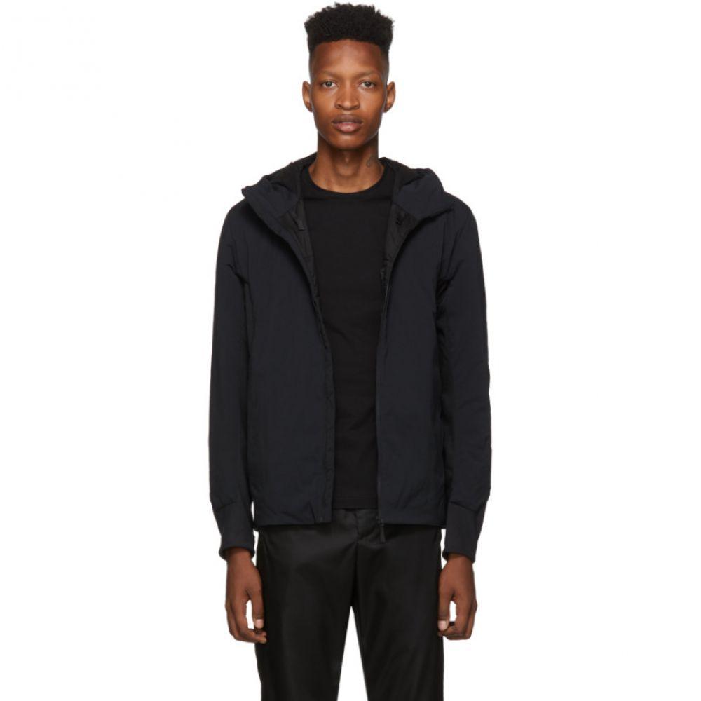 ヴェイランス Veilance メンズ アウター ジャケット【Black Mionn IS Comp Hoody Jacket】Black