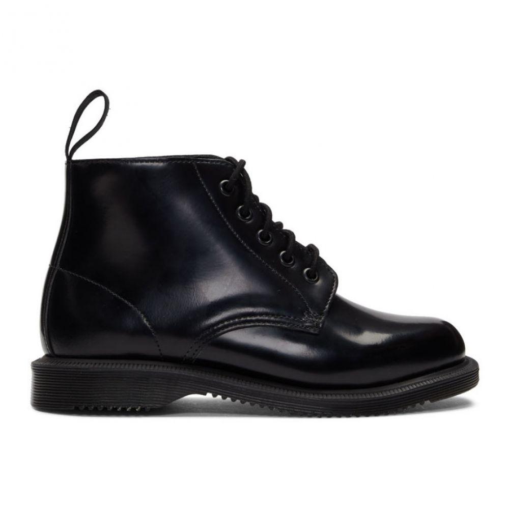 ドクターマーチン Dr. Martens レディース シューズ・靴 ブーツ【Black Emmeline Boots】Black