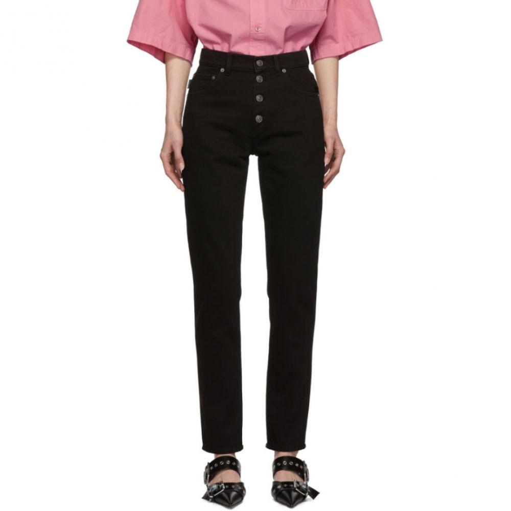 バレンシアガ Balenciaga レディース ボトムス・パンツ ジーンズ・デニム【Black Standard Jeans】Black