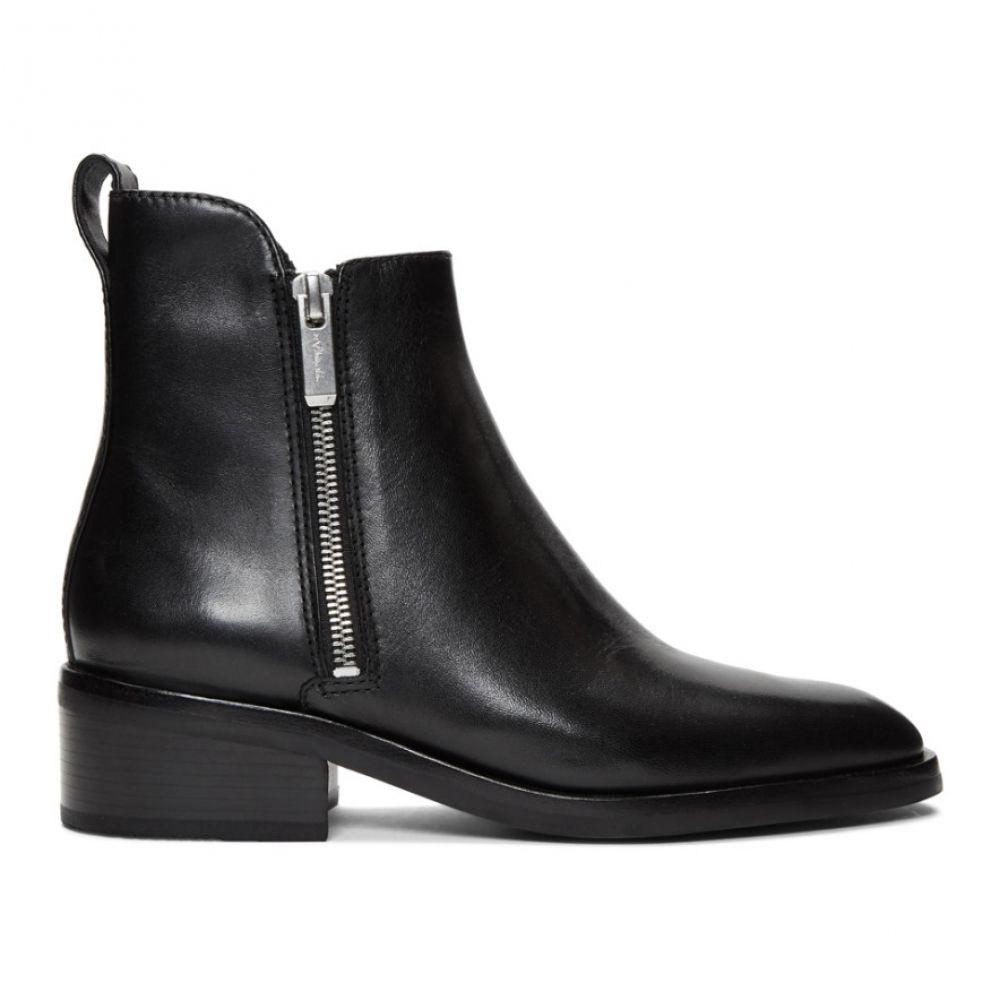 スリーワン フィリップ リム 3.1 Phillip Lim レディース シューズ・靴 ブーツ【Black Alexa Chelsea Boots】Black
