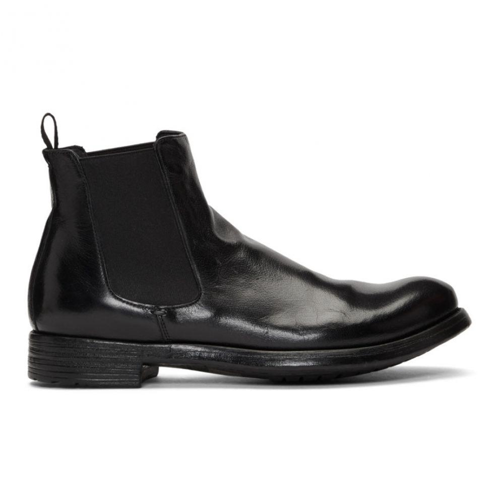 オフィチーネ Officine Creative メンズ シューズ・靴 ブーツ【Black Hive 007 Chelsea Boots】Grey