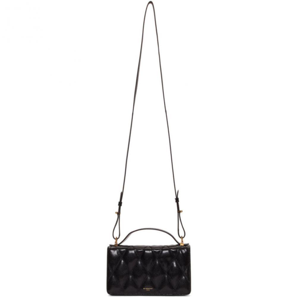 ジバンシー Givenchy レディース バッグ【Black Mini GV3 Bag】Black