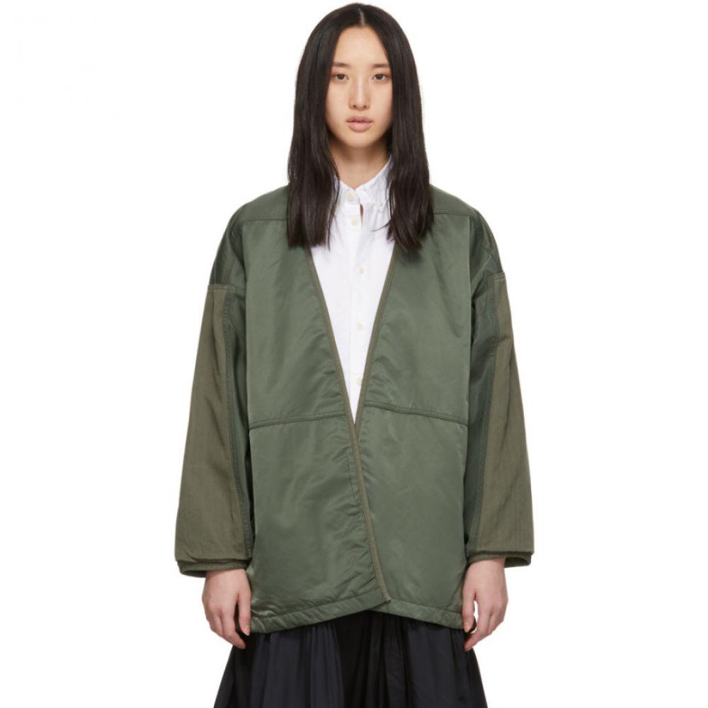 ビズビム Visvim レディース アウター ジャケット【Green Mil Kimono Jacket】