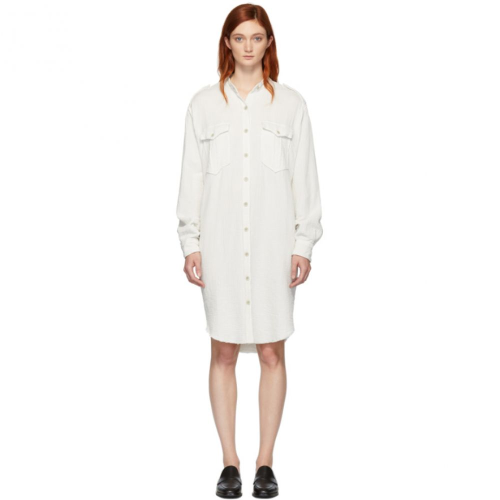 イザベル マラン Isabel Marant Etoile レディース ワンピース ワンピース・ドレス【white jasia dress】
