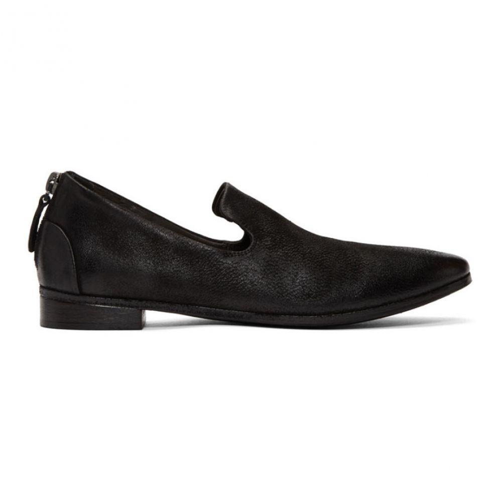 マルセル Marsell レディース ローファー・オックスフォード シューズ・靴【black colteldino loafers】