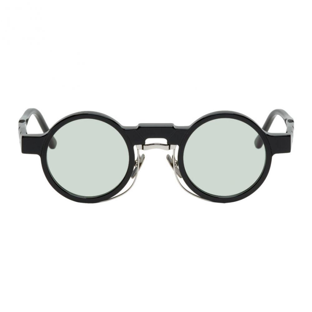 クボラム Kuboraum メンズ メガネ・サングラス 【black n3 bs sunglasses】