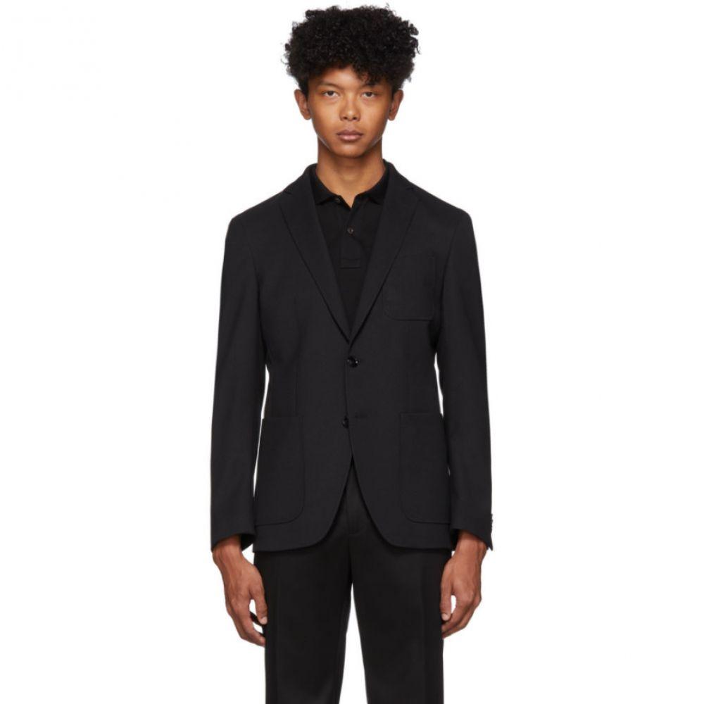 ヒューゴ ボス Boss メンズ スーツ・ジャケット アウター【black rayes blazer】