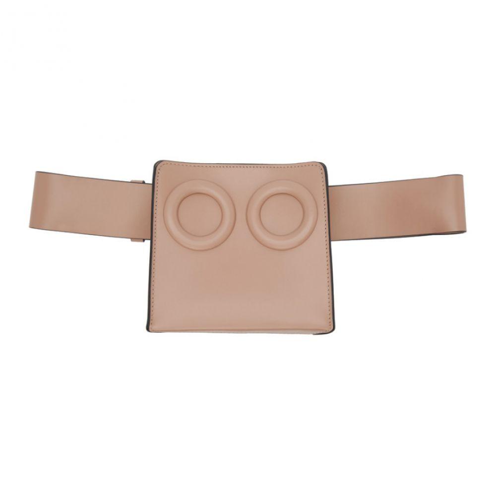 ボーイ BOYY レディース ボディバッグ・ウエストポーチ バッグ【pink deon belt bag】