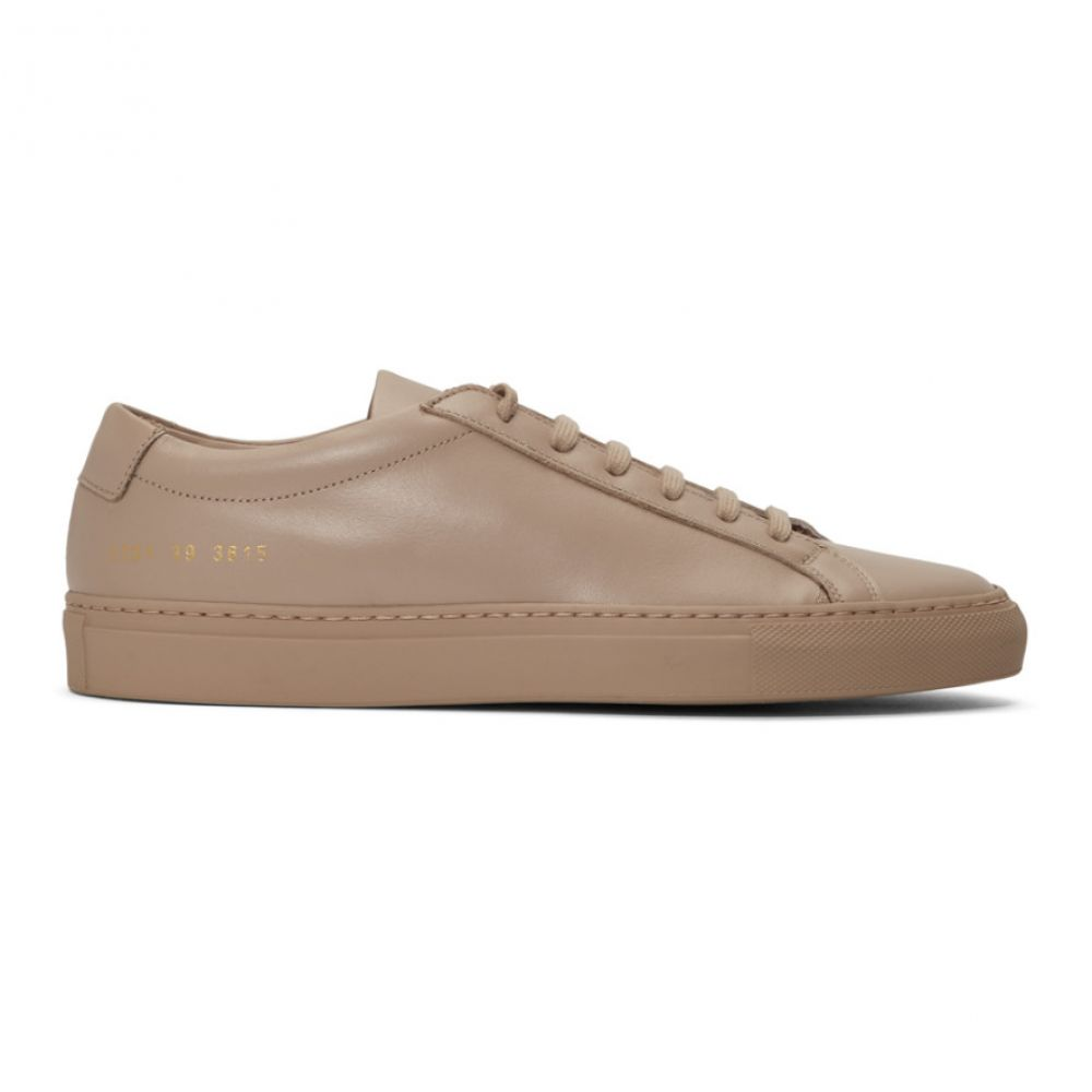 コモン プロジェクト Woman by Common Projects レディース スニーカー シューズ・靴【ssense exclusive pink original achilles low sneakers】