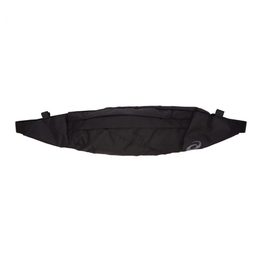 キコ コスタディノフ Kiko Kostadinov メンズ ボディバッグ・ウエストポーチ バッグ【black asics edition performance waist pouch】