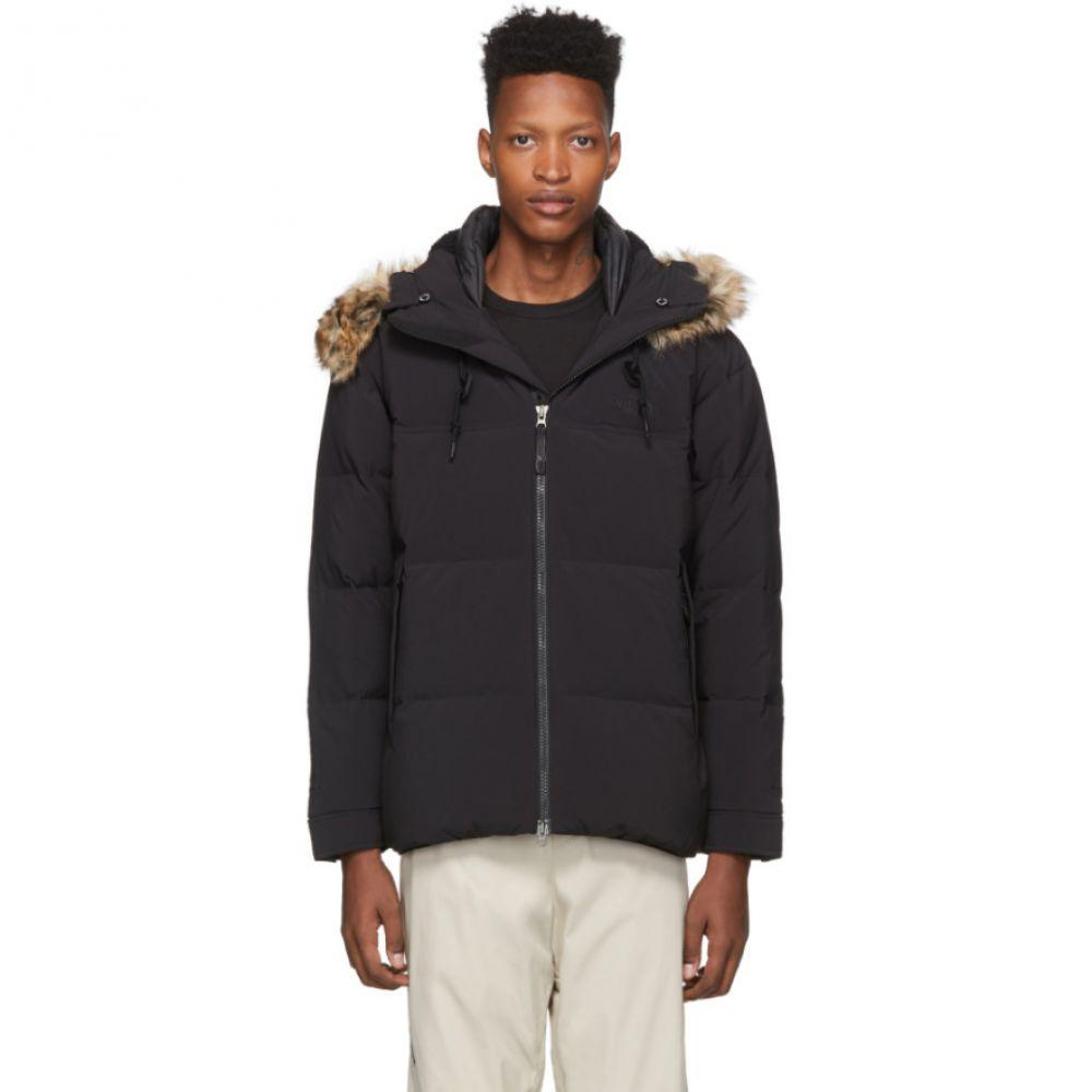 ザ ノースフェイス The North Face Black Series メンズ ダウン・中綿ジャケット アウター【black down urban n2 split hood jacket】