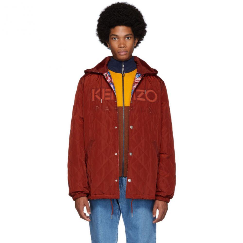 ケンゾー Kenzo メンズ ジャケット アウター【reversible red 'world' jacket】