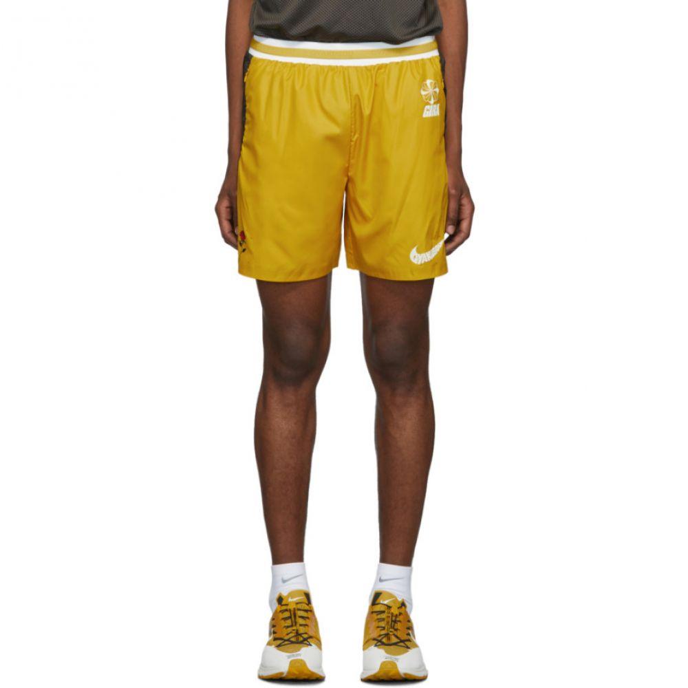 ナイキ Nike メンズ ショートパンツ ボトムス・パンツ【yellow & grey gyakusou utility shorts】