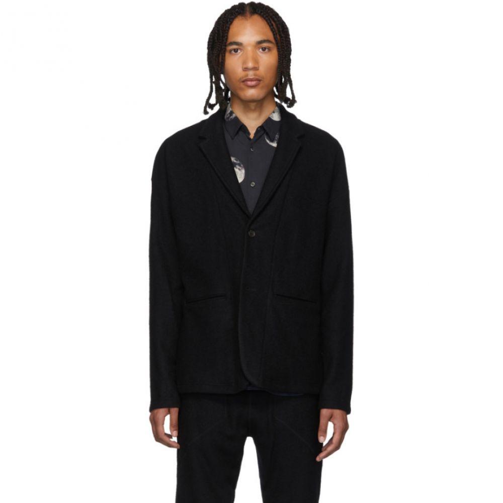 ロバートゲラー Robert Geller メンズ スーツ・ジャケット アウター【black new richard blazer】