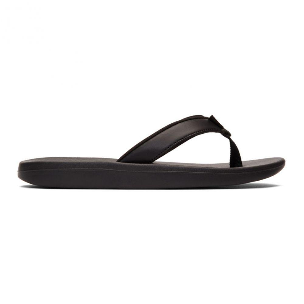 ナイキ Nike レディース サンダル・ミュール シューズ・靴【Black Bella Kai Thong Sandals】