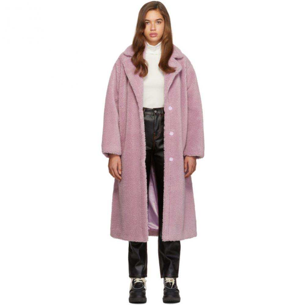 スタンドスタジオ Stand Studio レディース コート アウター【Purple Maria Coat】