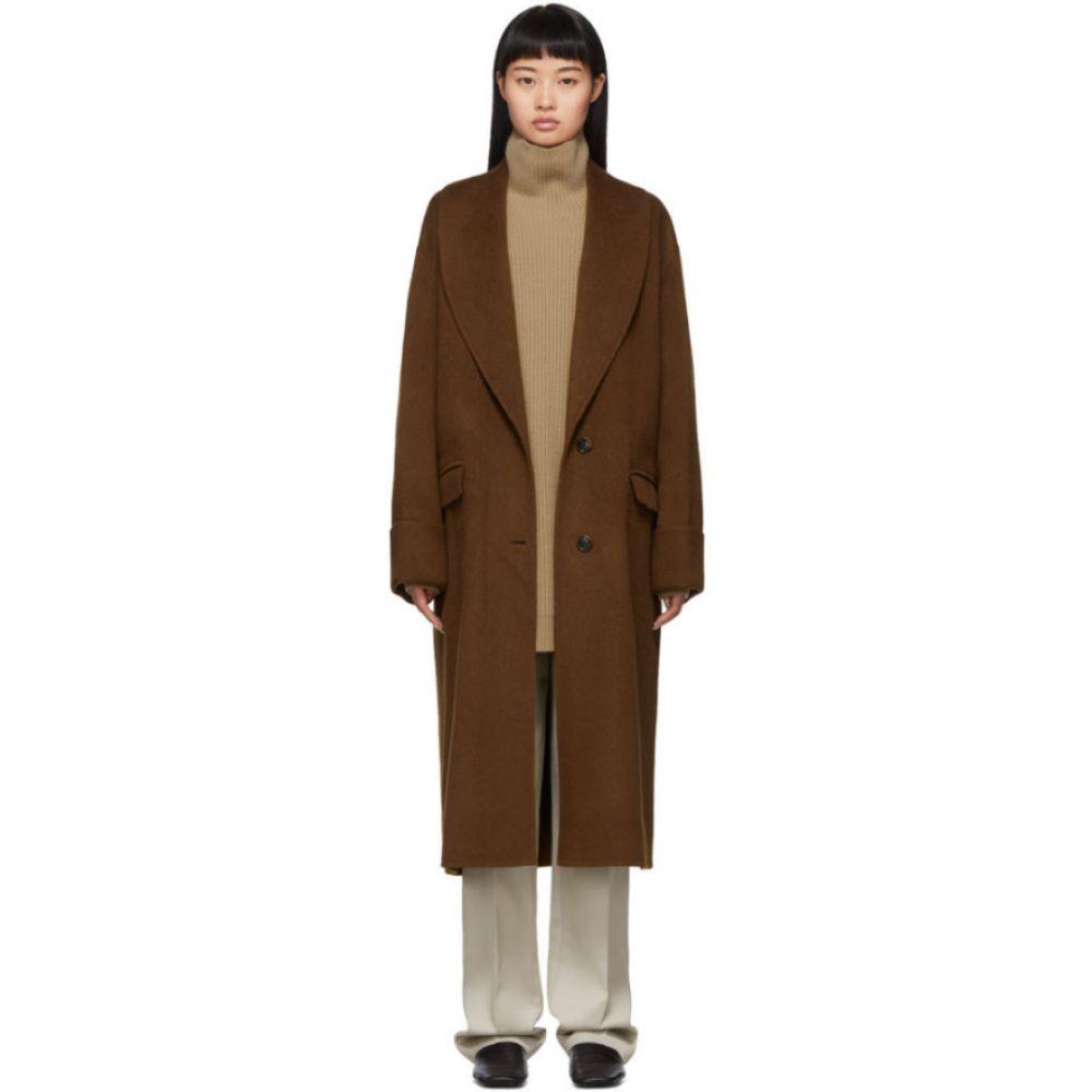ジョゼフ Joseph レディース コート アウター【Brown Kara Coat】