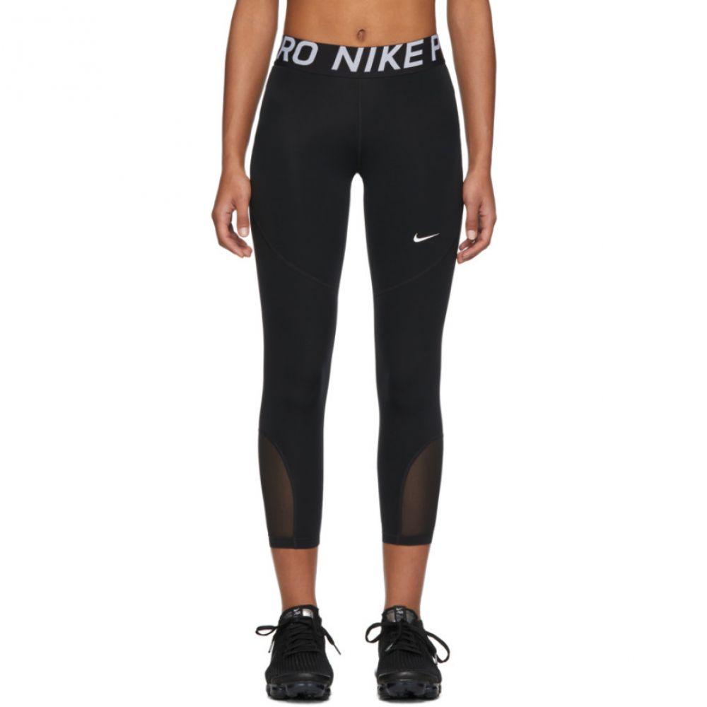 ナイキ Nike レディース スパッツ・レギンス インナー・下着【Black Training Leggings】