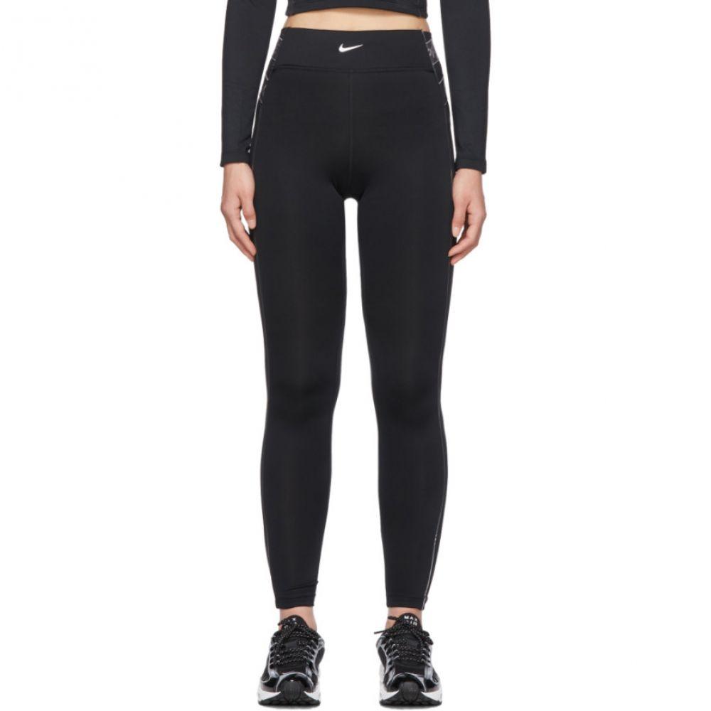 ナイキ Nike レディース スパッツ・レギンス インナー・下着【Black HyperWarm Leggings】