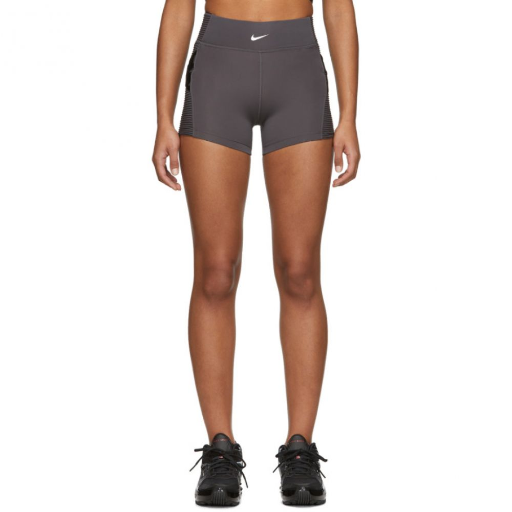 ナイキ Nike レディース フィットネス・トレーニング ショートパンツ ボトムス・パンツ【Grey Capsule Training Shorts】