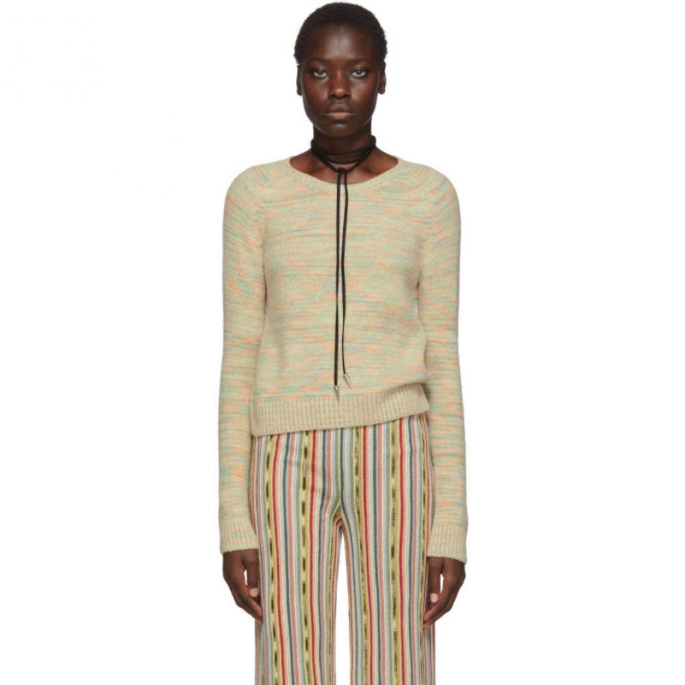ミッソーニ Missoni レディース ニット・セーター トップス【Multicolor Tie-Dye Sweater】