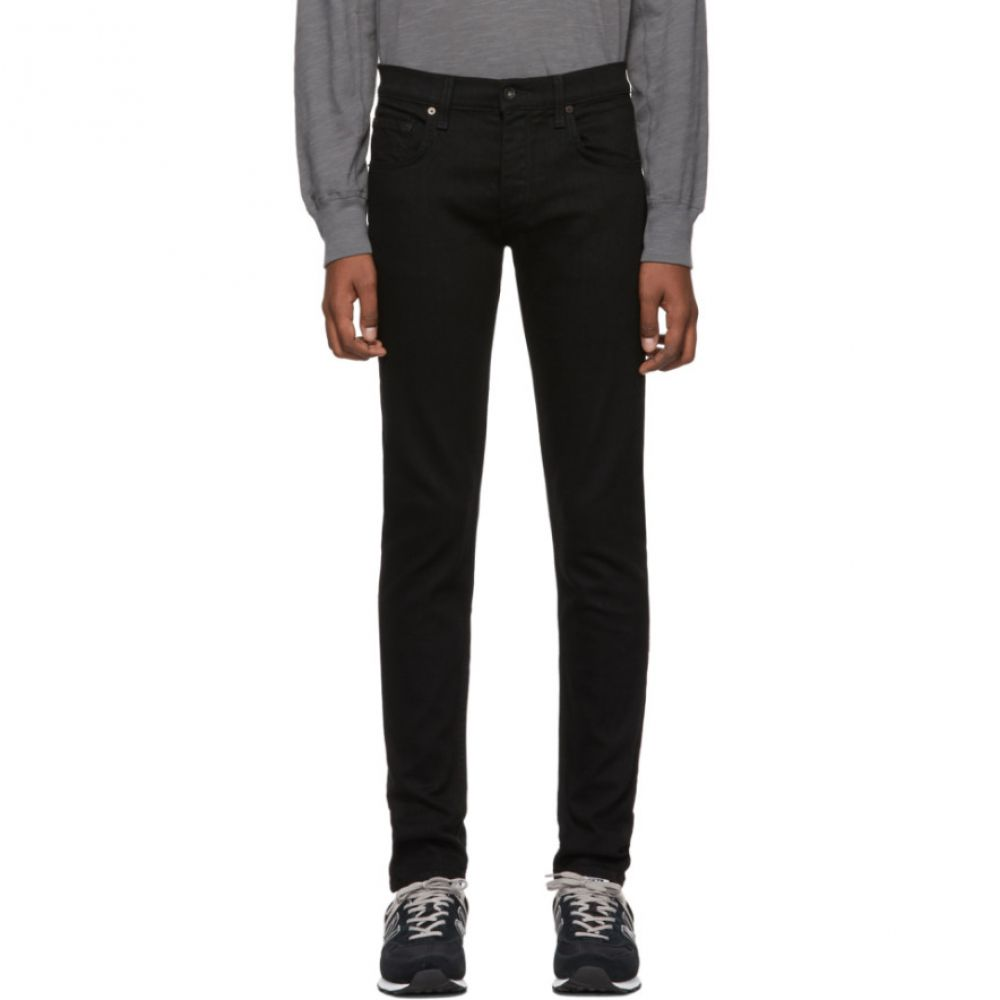 ラグ&ボーン rag & bone メンズ ジーンズ・デニム ボトムス・パンツ【Black Fit 1 Jeans】