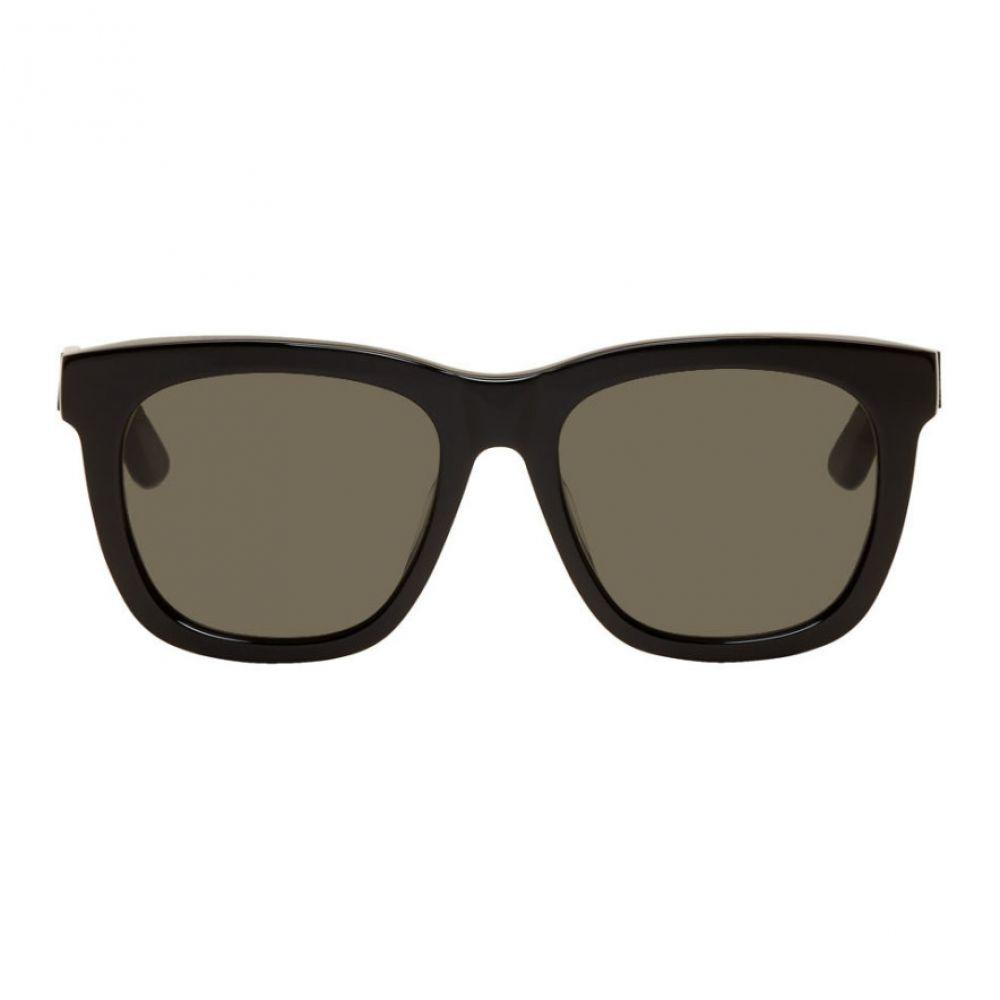 イヴ サンローラン Saint Laurent メンズ メガネ・サングラス 【Black SL 332 Sunglasses】