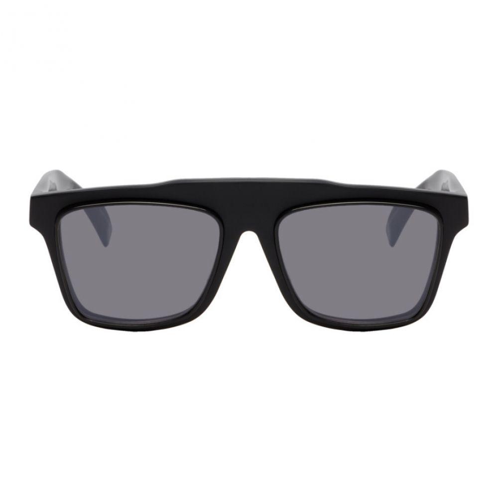 ヨウジヤマモト Yohji Yamamoto メンズ メガネ・サングラス 【Black YY7022 Sunglasses】