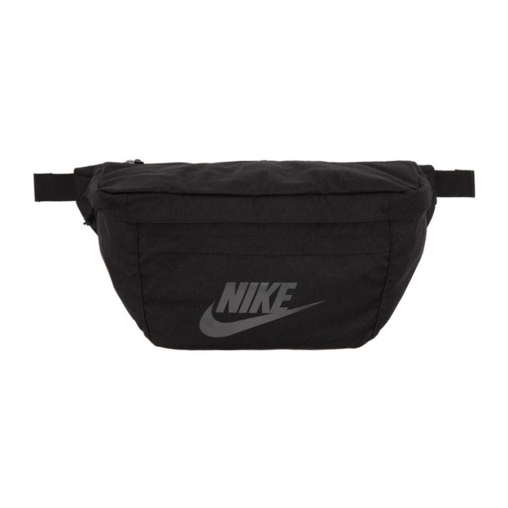 ナイキ Nike メンズ ボディバッグ・ウエストポーチ ウエストバッグ バッグ【Black Hip Pack】
